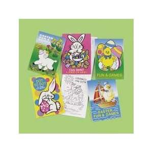 Easter Fun and Games Books   12 per unit Toys & Games