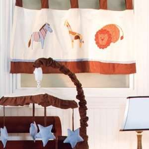 Its a Jungle Out There Valance: Home & Kitchen