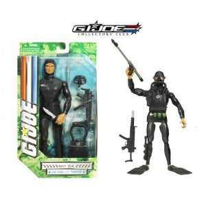 GI Joe Navy Seal LT. Torpedo Toys & Games