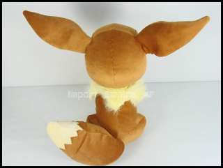 POKEMON EEVEE PELUCHE 33 CM volpe plush umbreon leafeon