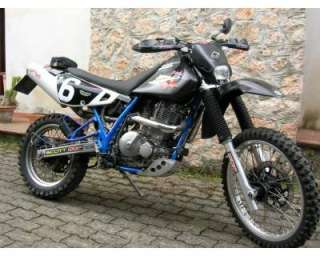 Suzuki DR 650 DJEBEL enduro cross  93 a Cosenza    Annunci