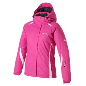 Womens dare2b Rialta Pink Ski Wear and Winter Jacket.