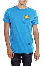 Adventure Time Jake In Pocket T Shirt
