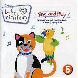 Super D Disney Baby Einstein   Sing and