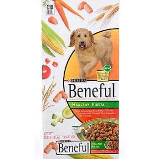 Home Dog Food Beneful Healthy Fiesta