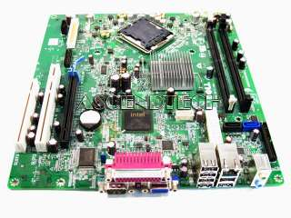 Model Dell Optiplex 360 Socket 775 Motherboard