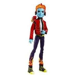 BUSCO HOLT HYDE DE MONSTER HIGH EN CAJA O SIN CAJA (12144352)