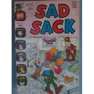 Sad Sack Comic Book (The New Army, 231): George Baker: Books