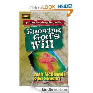 Friendship 911): Josh & McDowell, Ed Stewart:  Kindle Store