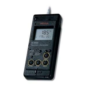 Thermistor Thermometer   by Hanna Instruments: Health & Personal Care