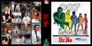 Collectors Binder JAMES BOND 007 SEAN CONNERY/URSULA ANDRESS