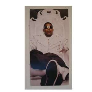 Nelly Poster Double Sided Cool Image In White Chair