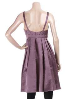 Vera Wang Lavender Slipper silk satin dress   0% Off Now at THE OUTNET