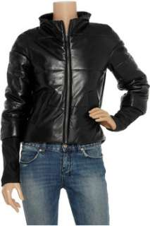 Kelly quilted leather jacket   70% Off Now at THE OUTNET