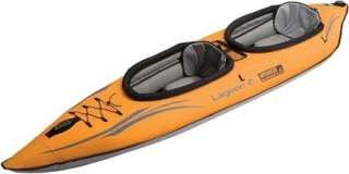Advanced Elements Lagoon 2 Tandem Inflatable Kayak   Free Shipping at