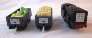 Thomas the Train & Friends Trackmaster Devious Diesel & Troublesome