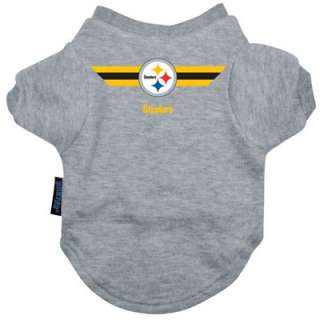 Pittsburgh Steelers Dog Shirt