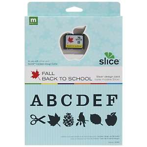 Slice Design Card   Fall/Back To School at HSN
