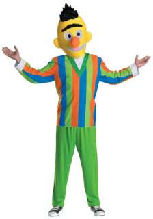 Costumes TV / Movie Costumes Sesame Street Costumes Adult Bert Costume