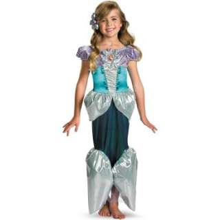Disney Princess   Ariel Lame Deluxe Toddler / Child Costume, 800399