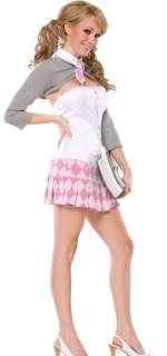Plus Size Sexy Prep School Girl Costume   Sexy School Girl Costumes