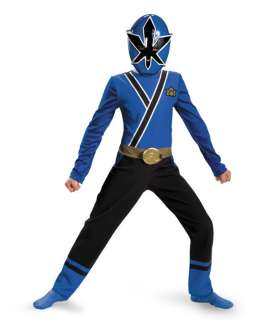 Blue Power Ranger Costume   Kids Costumes