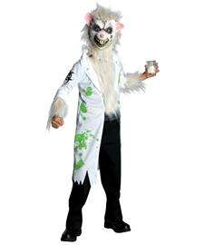 home kids costumes animal lab rat kids costume