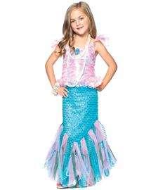 Magical Mermaid Costume for Toddlers  Mermaid Halloween Costume