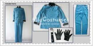 Affordable Hetalia Axis Powers Germany Blue Cosplay Costume