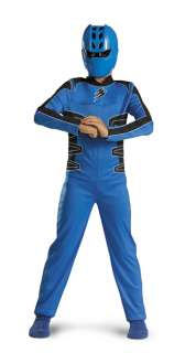 Child Blue Ranger Costume   Power Rangers Costumes   15DG6931