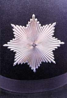 Keystone Cop Hat Badge   Keystone Cop Costume Accessories   15BB225