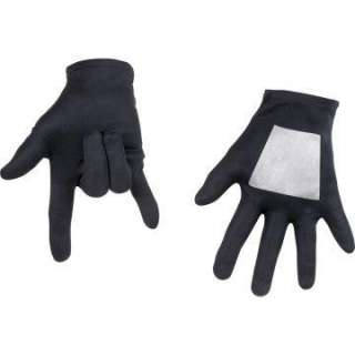 Black Suited Spider Man Child Gloves   Includes gloves. This is an