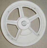 NOS 12 1/2 WHITE MAG BIKE RIM CART WHEEL PARTS 550