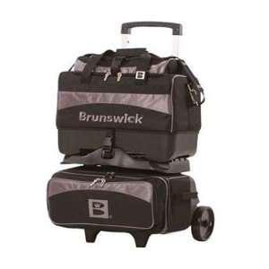 petitor 4 Roller Steel / Black Bowling Bag