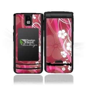 Design Skins for Nokia 6650   Pink Flower Design Folie