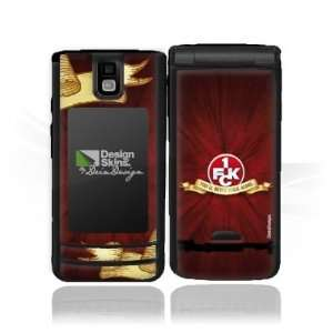 Design Skins for Nokia 6650   1. FCK   You will never walk