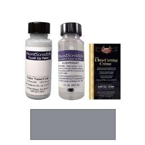 1 Oz. Dark Gray Metallic Paint Bottle Kit for 1989 Nissan