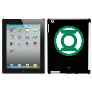 Green Lantern   Emblem Circle design on iPad 2 Smart Cover