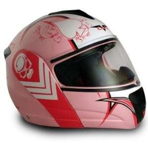 VCAN DOT Modular Full Face Motorcycle Helmet (3 styles