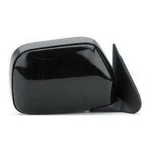 runner MIRROR RH (PASSENGER SIDE) SUV, Power, Black, w/o Vent Window