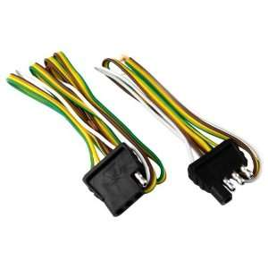 Way Flat Wiring Harness Kit for Vehicles and Trailers Everything Else