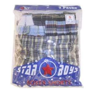 Boys Boxer Shorts Case Pack 96: Everything Else
