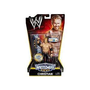 Exclusive Wrestle Mania 27 Action Figure Christian Toys & Games