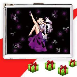 Betty Boop Ve28 Cigarette Case Lighter