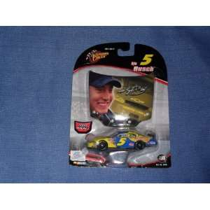 Car & Bonus Busch Photograph Hood Magnet Winners Circle Toys & Games