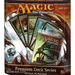 com Premium Deck Series Slivers (Categories   Collectible Card Games