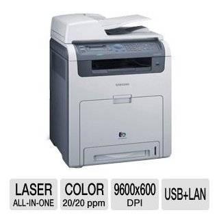 Samsung CLX 6200FX Color Laser Multifunction Printer Electronics
