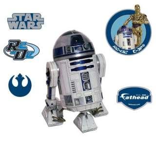 Star Wars R2 D2 Wall Decal