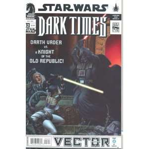 Star Wars Dark Times #12 Vector Part 6: Mick Harrison