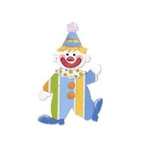 Sizzix Originals Die Large Circus Clown Arts, Crafts
